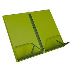 Joseph Joseph Cookbook Stand, Green