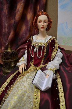 Isabel de Portugal outfit