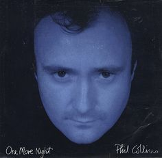 1985, Phil Collins started a two week run at No.1 on the US singles chart with 'One More Night', his second US No.1