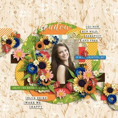 For April Bingo Challenge #1 - Flowers Credits: Great outdoors: meadow by Kristin Cronin-Barrow http://www.sweetshoppedesigns.com/sweetshoppe/product.php?productid=31420&cat=&page=2