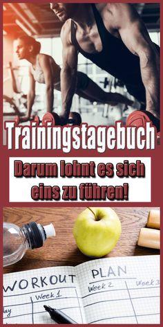 Das Trainingstagebuch ist eines der mächtigsten Fitness-Tools. Warum das so ist, erführst Du auf unserem Blog!