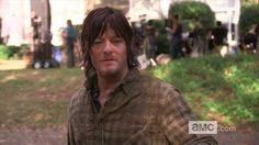 """Norman Reedus Behind the scene """"Alone"""": 4x13"""