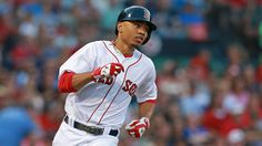 Mookie Betts, Boston Red Sox, CF
