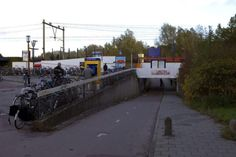 Station Lunetten 2010 Utrecht, Netherlands, Cities, Live, The Nederlands, Holland, City, The Netherlands