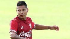 Perú vs. Uruguay: Raul Ruidíaz es fijo mañana en el ataque contra charrúas