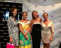 Equipo Luxeli en Evento Belleza CBRB