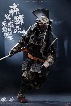 Kabuto Samurai, Ronin Samurai, Japanese Art Samurai, Japanese Warrior, Warrior Spirit, Shadow Warrior, Japanese History, Japanese Culture, Futuristic Samurai