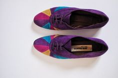 These shoes would wipe my blues