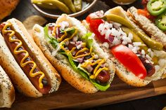 Hot dogs: You're doing it wrong.