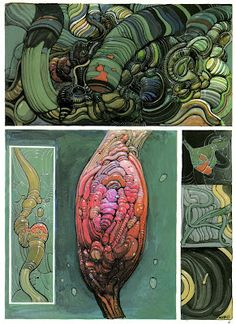 #moebius #illustration #comics