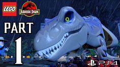http://heysport.biz/ LEGO Jurassic World Walkthrough PART 1 (PS4) Gameplay No Commentary [108...