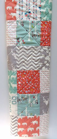 Hey, I found this really awesome Etsy listing at https://www.etsy.com/listing/196629496/modern-baby-quilt-organic-birch-fabric