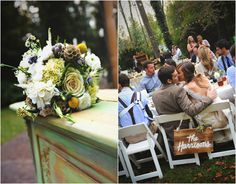 La boda rústica de Emily Hearn | Preparar tu boda es facilisimo.com