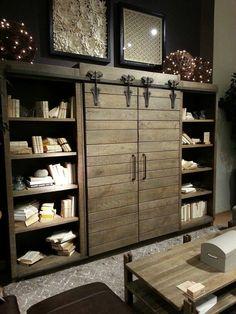 Arhaus   like the doors.  hardware from ashland ohio.