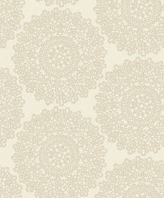 Mandala Cream wallpaper by Albany