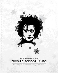 #edward scissorhands