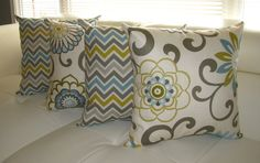 Hey, I found this really awesome Etsy listing at https://www.etsy.com/listing/160461516/new-years-sale-chevron-pillow-pom-pom