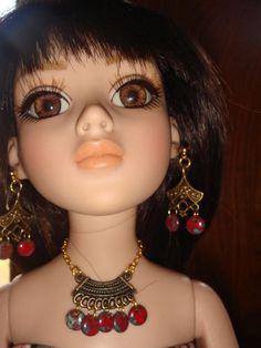 Tonner Ellowyne Evangeline MSD 16 Inch Doll Jewelry Set 135