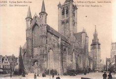 Afbeeldingsresultaat voor st niklaaskerk gent