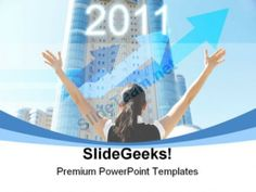 New Business 2011 People PowerPoint Backgrounds And Templates 1210 #PowerPoint #Templates #Themes #Background