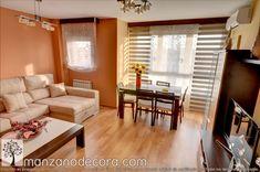 Panel Japonés Técnico combinado con Estampado Divider, Couch, Room, Furniture, Home Decor, Bedroom, Settee, Decoration Home, Sofa