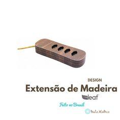 EXTENSÃO DE MADEIRA - ARTESANAL - LMEX1 - Linda Moliva