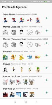 Figurinhas Para Whatsapp Stickers Memes E Frases Para Android Apk Baixar Stickers Figurinhas Bom Dia Para Criancas
