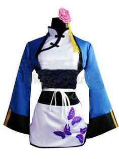 Cosplay Costume Black Butler Ranmao