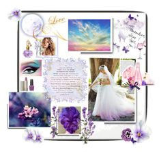 """""""Remember I love you 💜"""" by lawvel ❤ liked on Polyvore featuring art"""