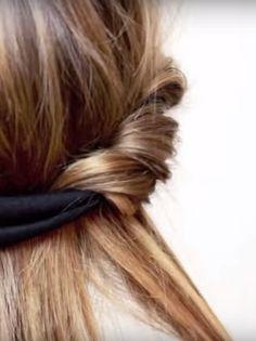 4 heat-free hair DIYs that look seriously stunning