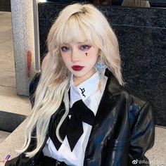 Cute Makeup, Makeup Looks, Pretty People, Beautiful People, Korean Makeup Look, Beautiful Girl Makeup, Uzzlang Girl, Cute Korean Girl, Aesthetic Hair