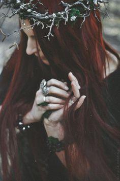Anie, Inspired: What is Dark Mori Girl?