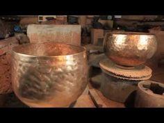 Meditation Bowl Bells 방짜유기 좌종, Constancy &Change in Korean Traditional Craft 2014 - YouTube