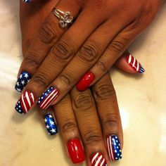 usmc manicure | usmc manicure | 4th JULY // Re-pin our Cory Kennedy Sale Pin to enter ...