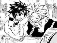 manga, gray fullbuster, and fairy tail Bild Fairy Tail Gray, Fairy Tail Love, Anime Fairy Tail, Natsu Fairy Tail, Fairy Tail Ships, Fairytail, Gruvia, Otaku, Natsu And Gray