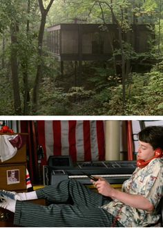 I'd like to Live in Ferris Bueller Please.