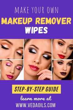 Refresh your skin after a workout with these easy to make refreshing DIY face wipes. Check our website. #DIYMakeupRemoverWipes #MakeupRemoverWipes #DIYMakeupRemover #VedaOils How To Make Diy, How To Remove, Diy Makeup Remover Wipes, Make Your Own Makeup, Art Of Beauty, Frankincense Essential Oil, Putting On Makeup, Tea Tree Essential Oil