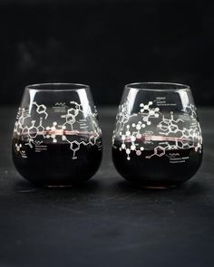 Red Wine Chemistry - Science of Wine - Pair of Glasses - Cognitive Surplus