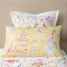 Fans Percale Cotton Bedding