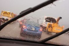 Hydroplaning Auto Accidents  St. Louis Car Crash Lawyer