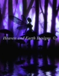 Mini Hidden Realm [FAINMINI15962] - $7.80 : Heaven And Earth Designs, cross stitch, cross stitch patterns, counted cross stitch, christmas s...