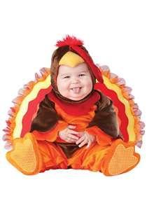 fe0d5a907 Lil' Gobbler Infant / Toddler Costume. Thanksgiving CostumeTurkey Halloween  CostumeBaby ...