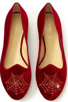 Telarañas en mis zapatos