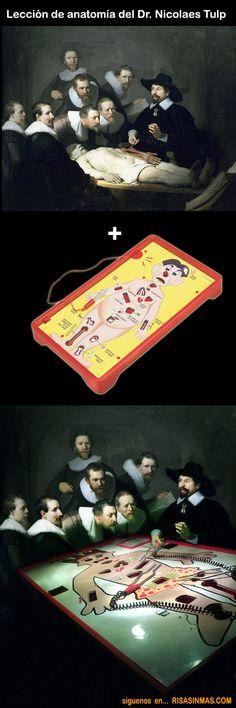 Juego operación en el Siglo XVII
