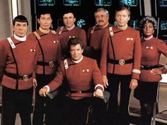Jornada nas Estrelas - Star Trek (1966 a 1969)