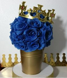 FLOWER PAIL Royal Pr