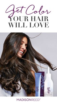 Get better than salon gorgeous with Madison Reed. Own your beauty with at-home hair color and find your perfect shade today.