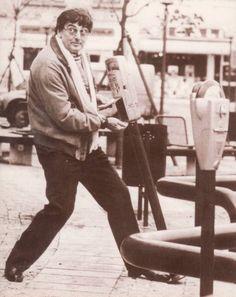 André Franquin, le créateur de Gaston.