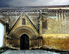 Santa Marina or Iglesia de Santa Marina. Very old church in Cordoba, Spain.
