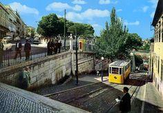 Lisboa - Elevador da Glória